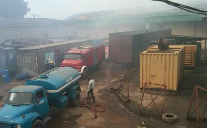 SON seals warehouse, raids shops in Lagos over product lacking Vitamin A