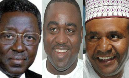 Governors Jang, Suswan and Suntai - --are Christians
