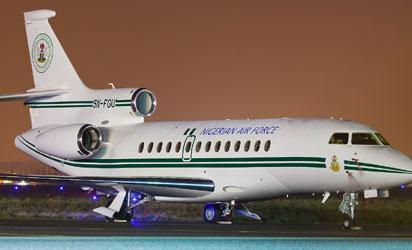 Presidential-jet