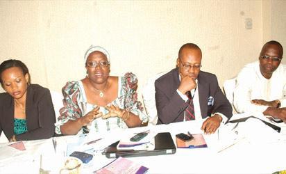 Cynthia Ekwueme, Abiola Akiode, Onyekachi Ubani