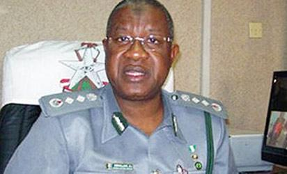 *Ex-Customs boss, Dikko