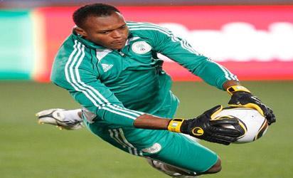 Goalkeeper Austin Ejide