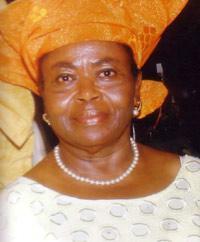 Late Mrs Funso Animashaun
