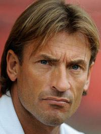 Zambian coach, Herve Renard