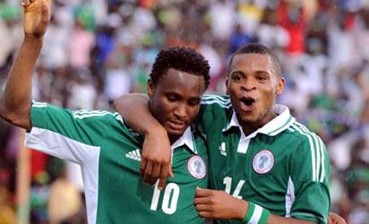 Mikel and Obiora