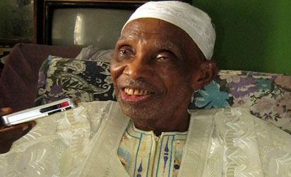 *Alhaji Yunus Sanni Giwa Akiyode @100...seeks a good country