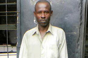*Wale Akinusi - The suspect.