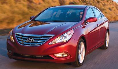 *Hyundai Sonata