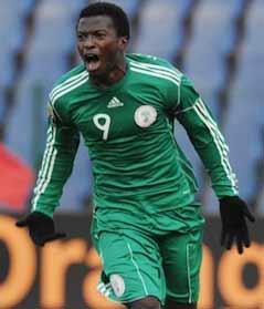 Man City sign Nigerian Kayode, then dash him out