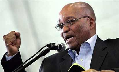 *President Zuma