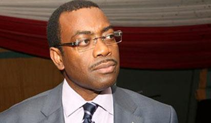 Dr Adesina Minister of Agriculture