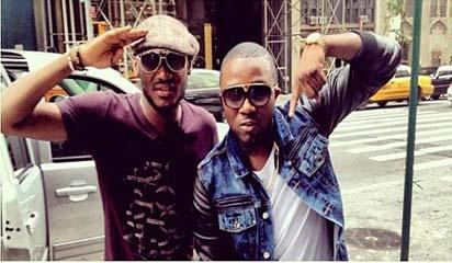 *2face and Ice Prince in US, 2012