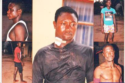Some of the victims of the crisis