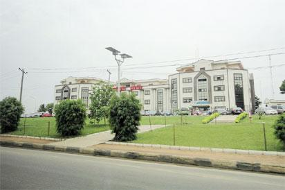 ...The Growing Beauty Of Lagos