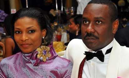Pastor Ituah Ighodalo and wife