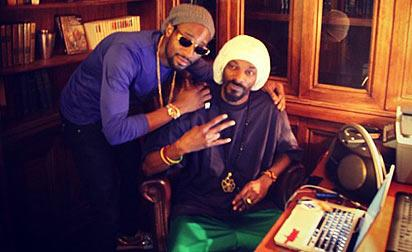 D'banj and Snoop Lion