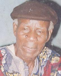*Asemienwalen...dead for reporting grandson's alleged crime