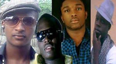 *Ugonna, Lloyd, Tekena, Chidiaka; victims of Uniport killings.