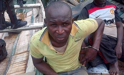 *Suspect Ibiwe