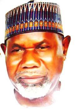 Taraba Acting Governor, Alhaji Garba Umar
