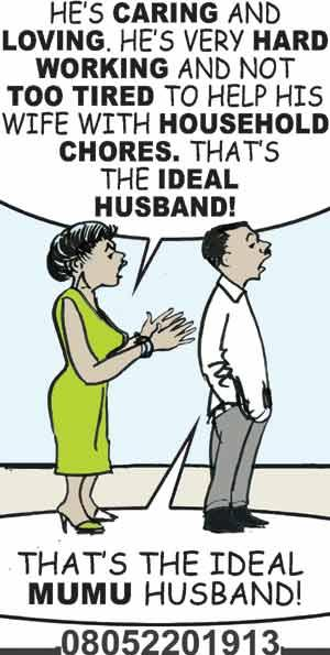 Mumu-husband