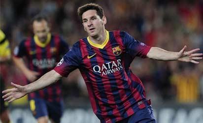 Juve  v  Barca: Messi  renews rivalry with Dybala on news.naijaobserver.com