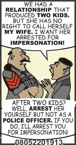 Inpersonation