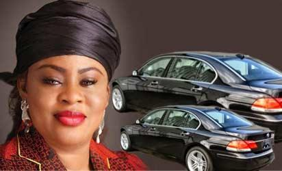 N255m bullet-proof BMW:  It's FG's vehicle, not mine — Oduah