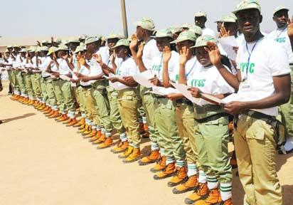 *Corps members on parade...How literate are they?