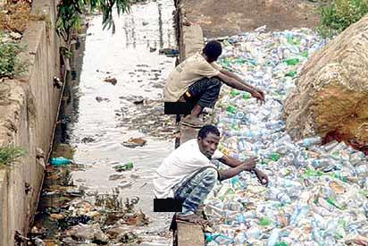 *Once upon a time: Open defecation in Bauchi