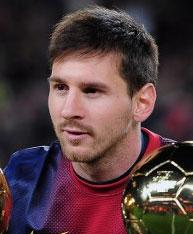 Messi eyes 100th goal against Olympiacos