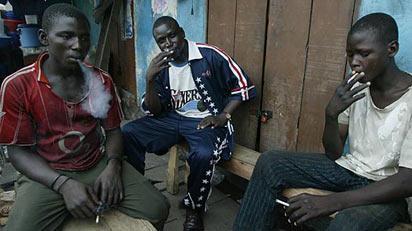 Cigerette-Smoking