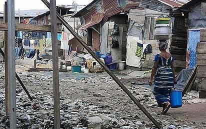 Urban Slums In Lagos Mega City Vanguard News