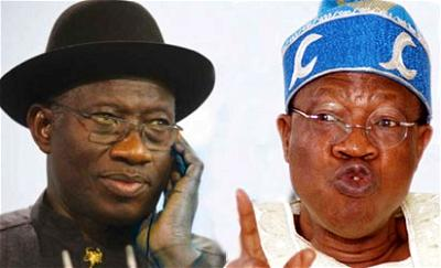 (FLASHBACK) Subsidy: Jonathan created ongoing fuel scarcity — Lai Mohammed