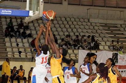 Zenith Bank Basketball league