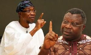 Aregbesola and Omisore