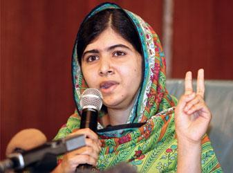Malala 'excited' after winning place at Oxford University