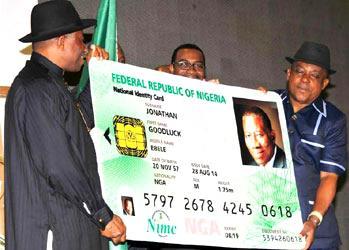 National Identity, Mastercard