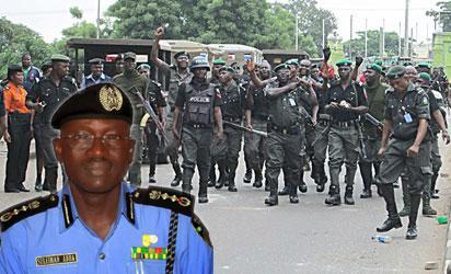 Police IG Sulaiman Abba