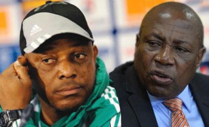 Keshi and Mashaba