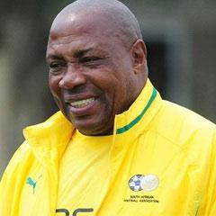 Coach Shakes Mashaba