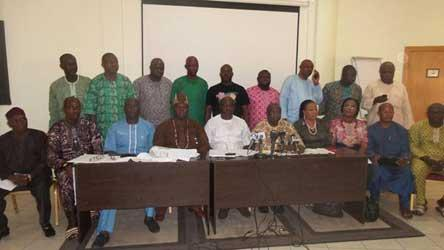 The 19 Ekiti APC Lawmakers