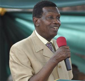 Pastor Enoch Adejare Adeboye, General Overseer of the Redeemed Christian  Church of God  [RCCG],