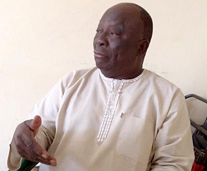 Pa Adebanjo is being economical with the truth ― BOSF