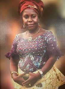 Mrs Acha Perekalama, deceased.
