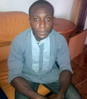 Barrister Ambrose Ayebakuro, son of one of the deceased women.