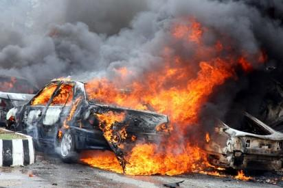 2 hospitalised after gas explosion in Lagos