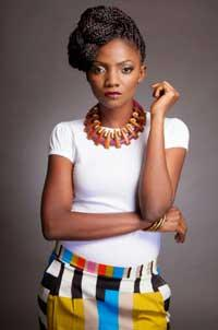 Simi tours media houses in South Africa