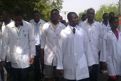 Doctors, Nigerian, NMA