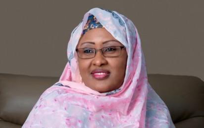 Buhari's wife ask Igbo women to hold Nigeria together